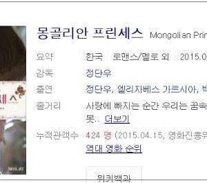 韓国映画と英語でラブ