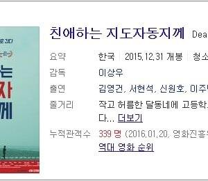 韓映画と冬のスラム街