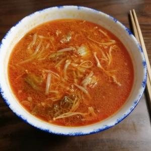 韓国風牛肉スープ