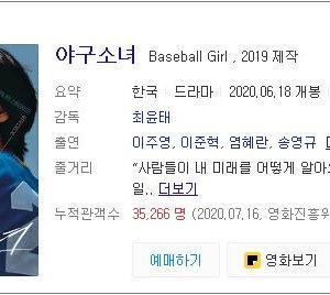 韓国の女プロ野球選手
