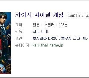 邦画と奇妙な韓国語訳