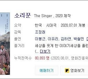 韓国映画と暗行御使