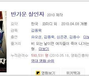 韓映画と失業者の意地