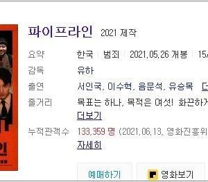 韓国映画とニセ配達夫