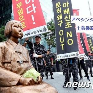 日韓対立と土着倭寇