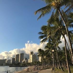 ひとり旅@ハワイ