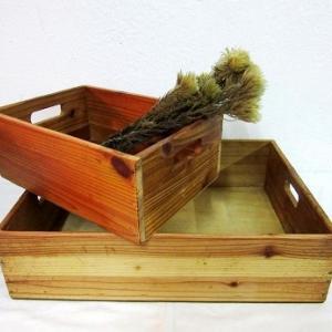 リメイク木箱