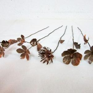 銅の花、再び。