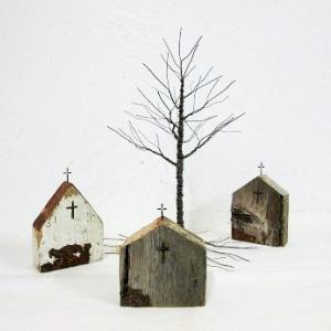 ほぼ朽ちた教会1