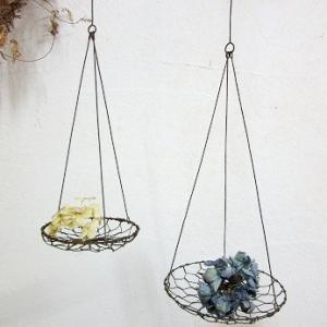 ワイヤー吊り皿