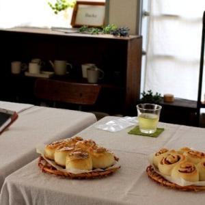 日本一適当なパン教室~シナモンロール*講座~レポ