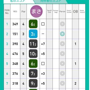 【GOLF】晴れ 【苫小牧ゴルフリゾート72 アイリスゴルフクラブ】
