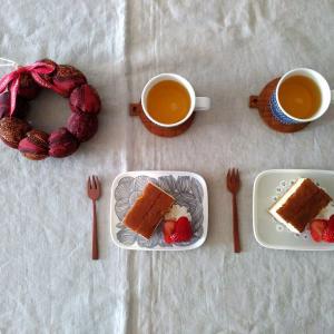 娘たちのおやつとお弁当と、入学準備と、マリメッコのクリアランスセール。