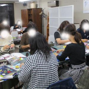 オフフープ®立体刺繍の講師育成~ヴォーグ学園で講師デビュー~