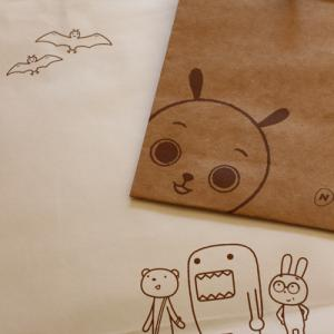 NHKさんの可愛い紙袋