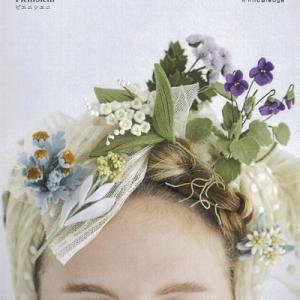新刊「いちばんちいさなフェルトの花アクセサリー」が本日発売です