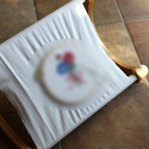 頒布会形式の刺繍キットのお仕事をしています