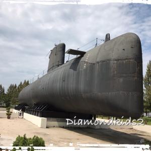 マラッカ旅行2019夏休み記録3。潜水艦博物館とアンコールマラッカを観る。
