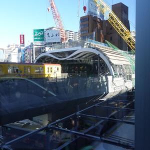 Under Construction at SHIBUYA 2019