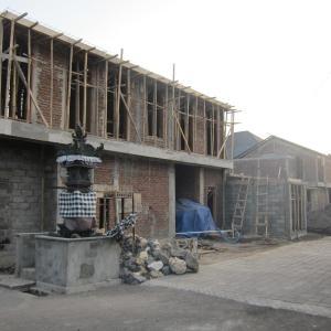 バリ島では、建築会社を選ばないと痛いことになる!?