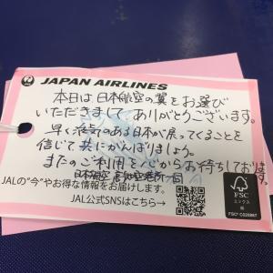 ANA派からJAL派に変わろうかな(笑)。。「親方日の丸」JALは変わった!?