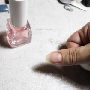 超ナチュラル~♡塗ってみた爪美容液