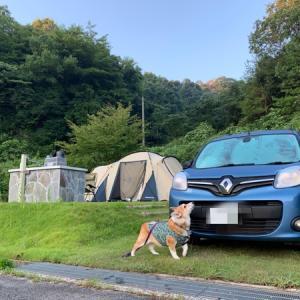 キャンプの朝食♬(ノ゜∇゜)ノ♩