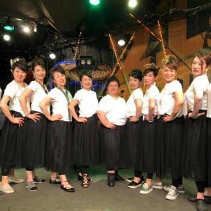 2019.11 「ハモレヤコンサート」@原宿クロコダイル