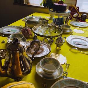 Les Fraises主宰 玲子さんのマリアテレジアと共に味わうお茶会