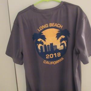 ランニングの記録 Long Beach Marathon(明日)