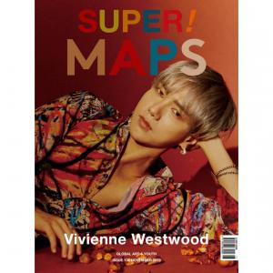 『MAPS』11月号撮影中のイェウク♡