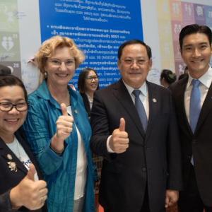 シウォン、韓国人で初めてUNICEF東アジア太平洋地域の親善大使に!