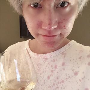 キュヒョンがワインまみれの理由