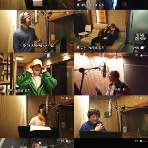 リパケタイトル曲『2YA2YAO!』レコーディング現場スケッチ公開