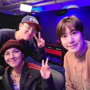 キュヒョン、「新西遊記」メンバーから出演交渉受け、今夜「Brrrr Friends」に出演!