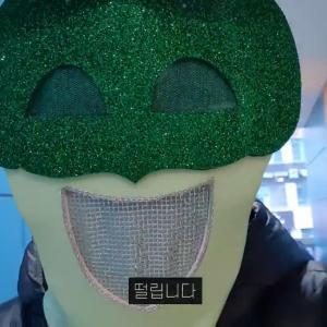 キボムがヒチョルとのスルバンで出演予告したTV番組は、あの、『覆面歌王』だった!