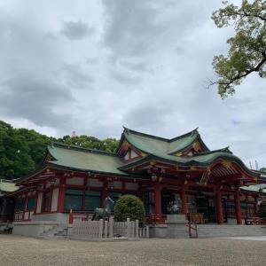 5/22(金)西宮神社・れおずかふぇ