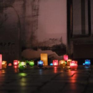 平和の灯り