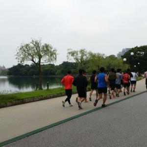 第23回四万十川ウルトラマラソン100km その4