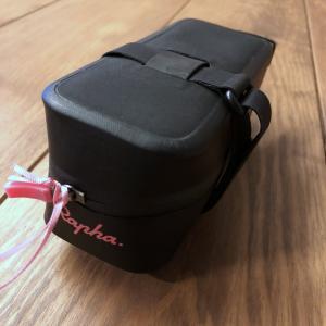 Raphaのサドルバッグを買ってみた