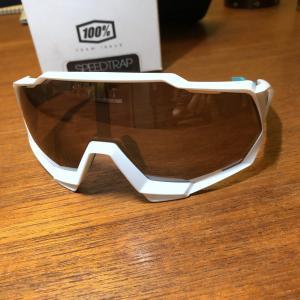 100%のサングラス「Speedtrap(スピードトラップ)」BORA HANSGROHEモデルを購入&レビュー