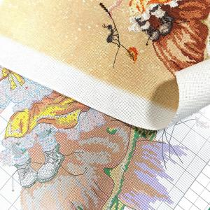 embroidery 「гриб」 3 完成