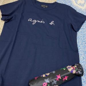<アニエス・ベー>Tシャツ