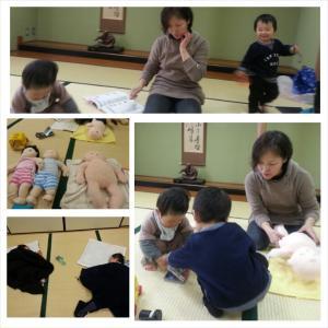 【ベビマ養成講座】誘導確認!ベビマの効果と目的授業