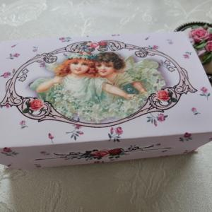天使のマグネットボックスを作りました!