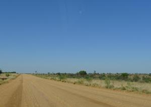アフリカ大陸ついに上陸! Log 5