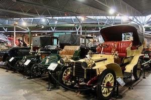 ニュー・フォレストの国立自動車博物館