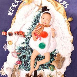 おひるねアート♡クリスマスver