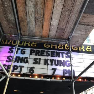ライブづいてるマダム@Moore Theater バラードの皇帝降臨!