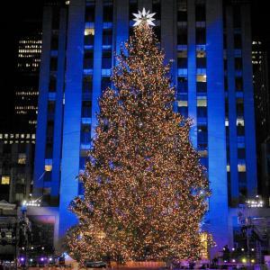 シアトルもあるよクリスマスツリー点灯